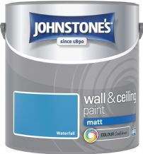 Johnstones Waterfall Coloured Emulsion